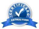 Certificado de estructura