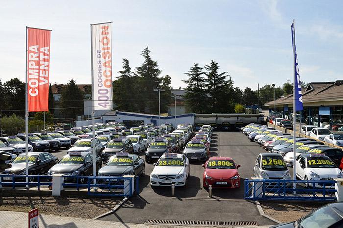 compra y venta de coches en Madrid