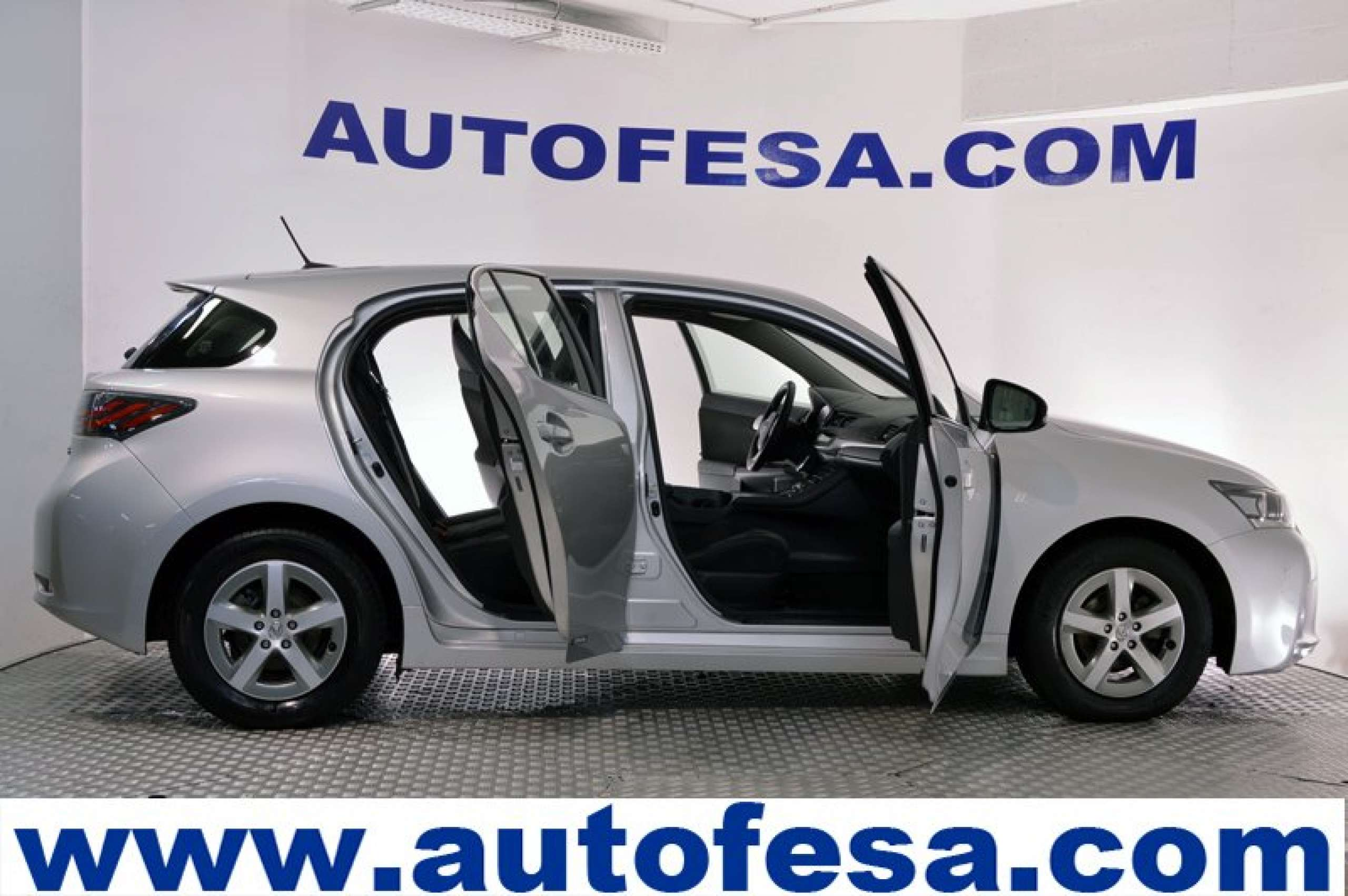 Lexus Ct 200h 1.8 136cv Eco Auto 5p - Foto 11