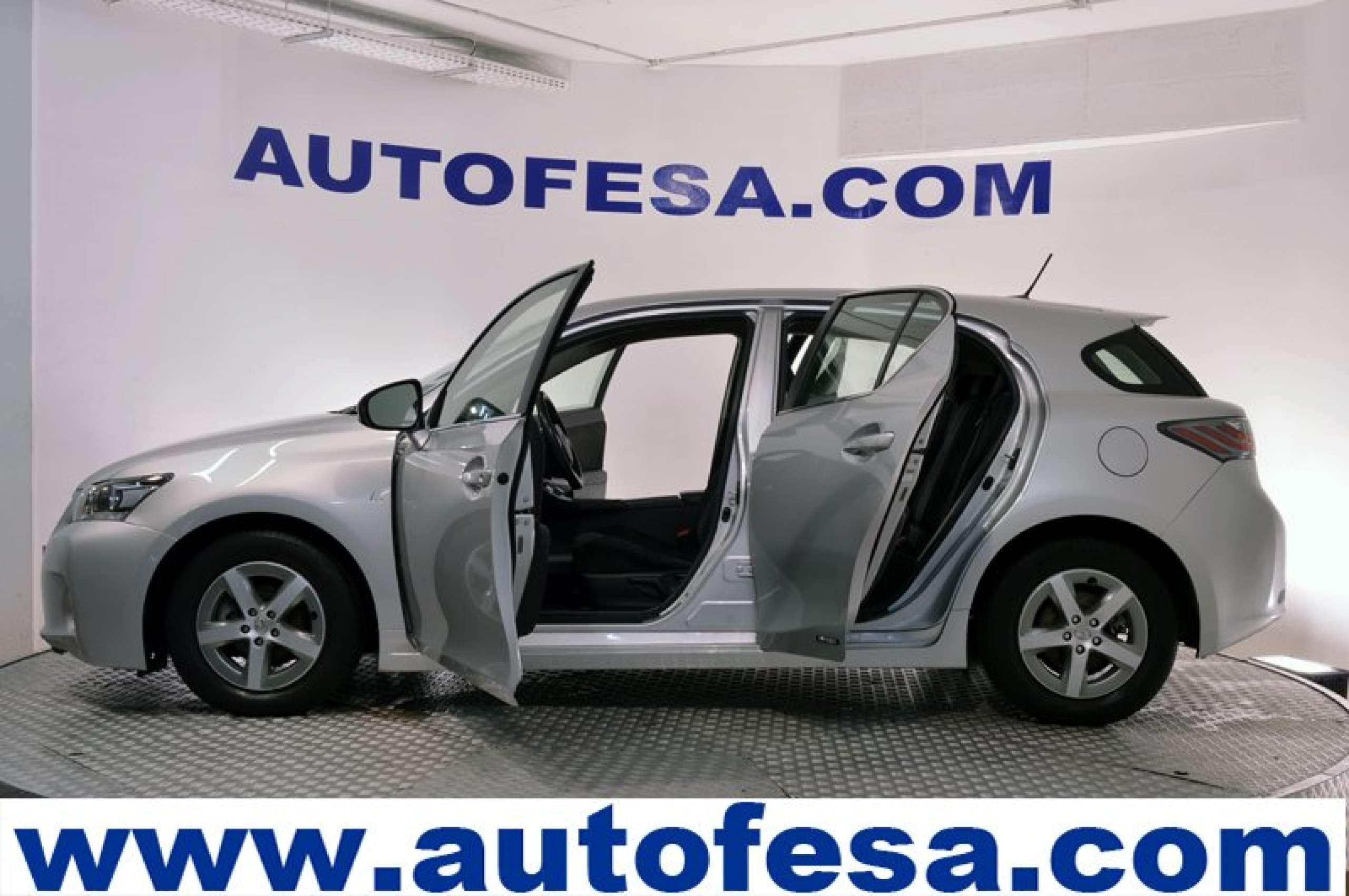 Lexus Ct 200h 1.8 136cv Eco Auto 5p - Foto 13
