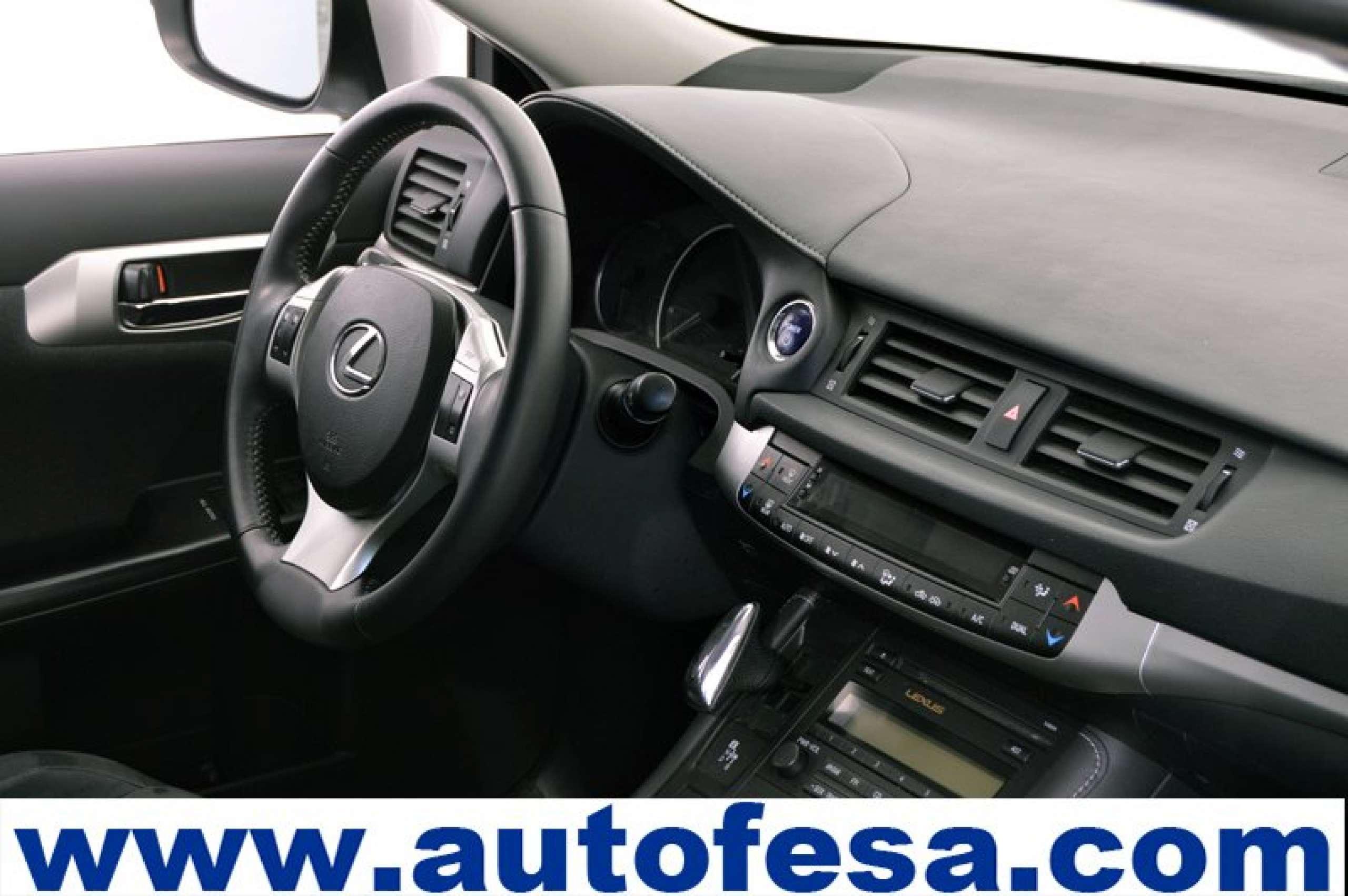 Lexus Ct 200h 1.8 136cv Eco Auto 5p - Foto 19