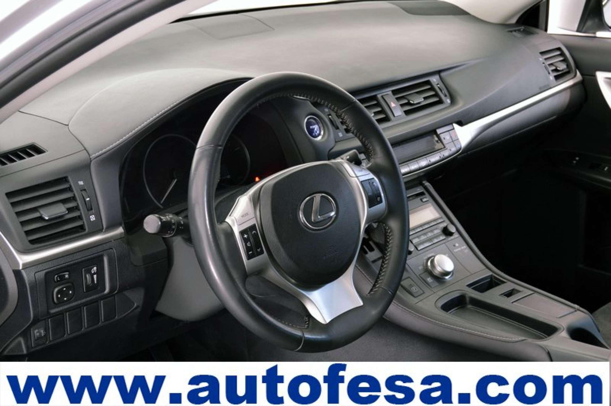 Lexus Ct 200h 1.8 136cv Eco Auto 5p - Foto 20