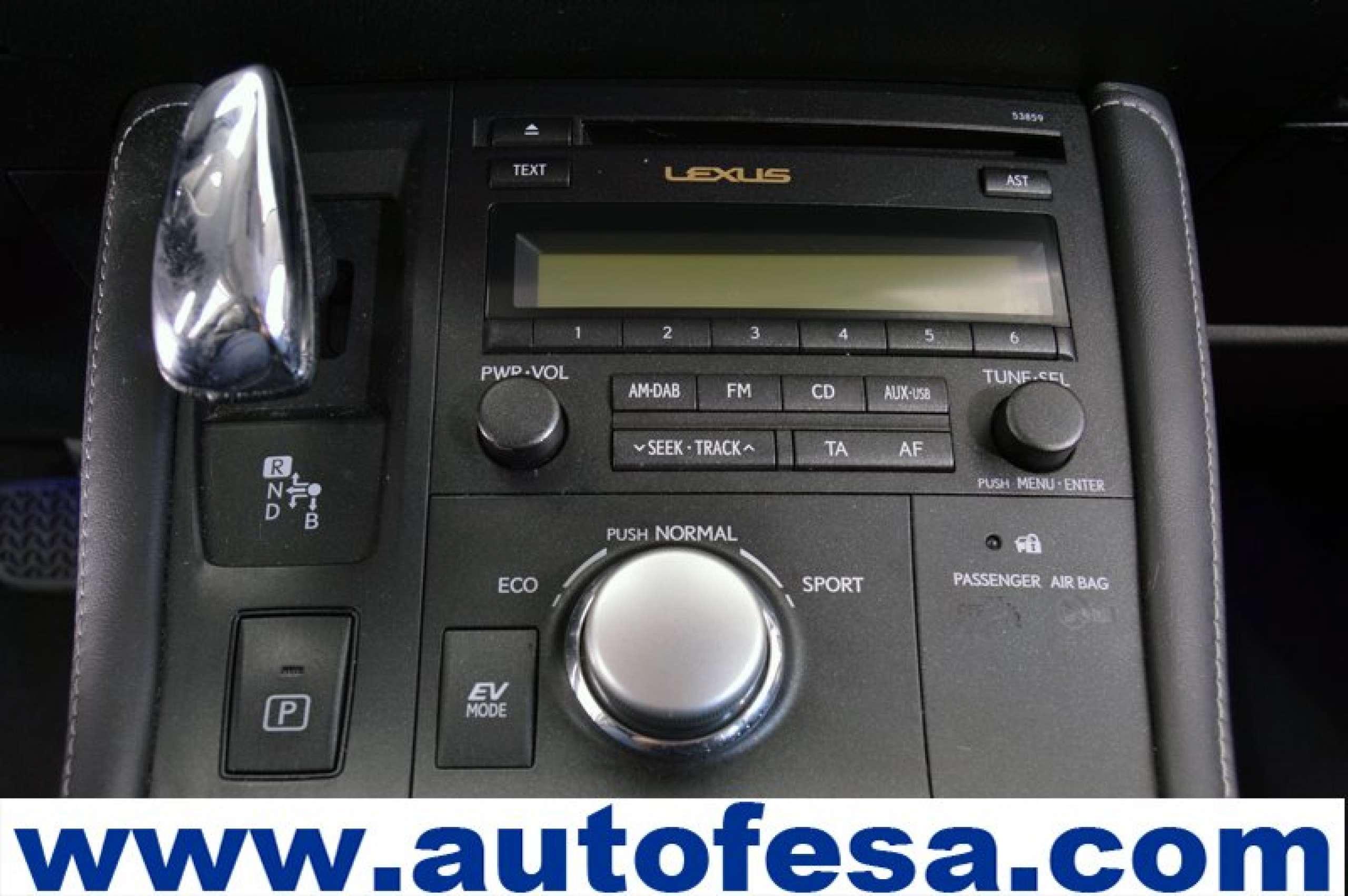 Lexus Ct 200h 1.8 136cv Eco Auto 5p - Foto 25