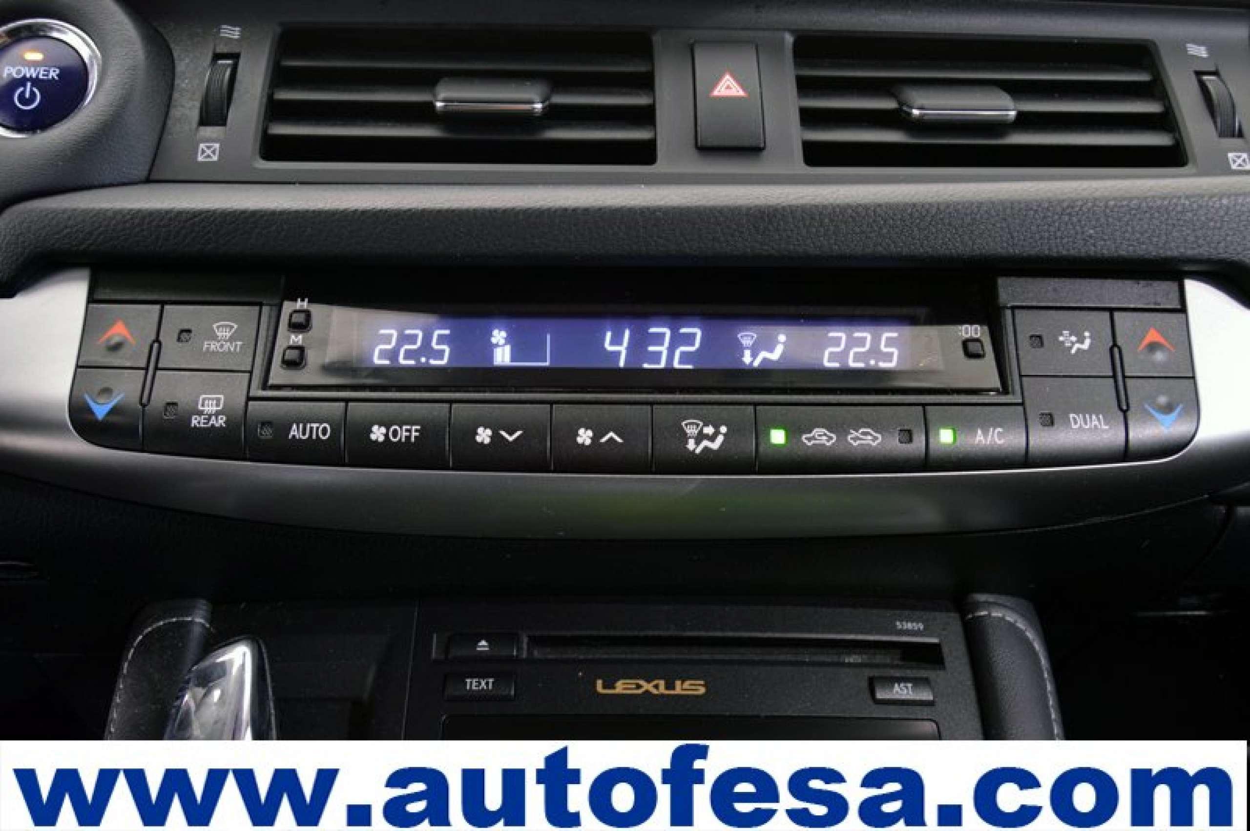 Lexus Ct 200h 1.8 136cv Eco Auto 5p - Foto 26