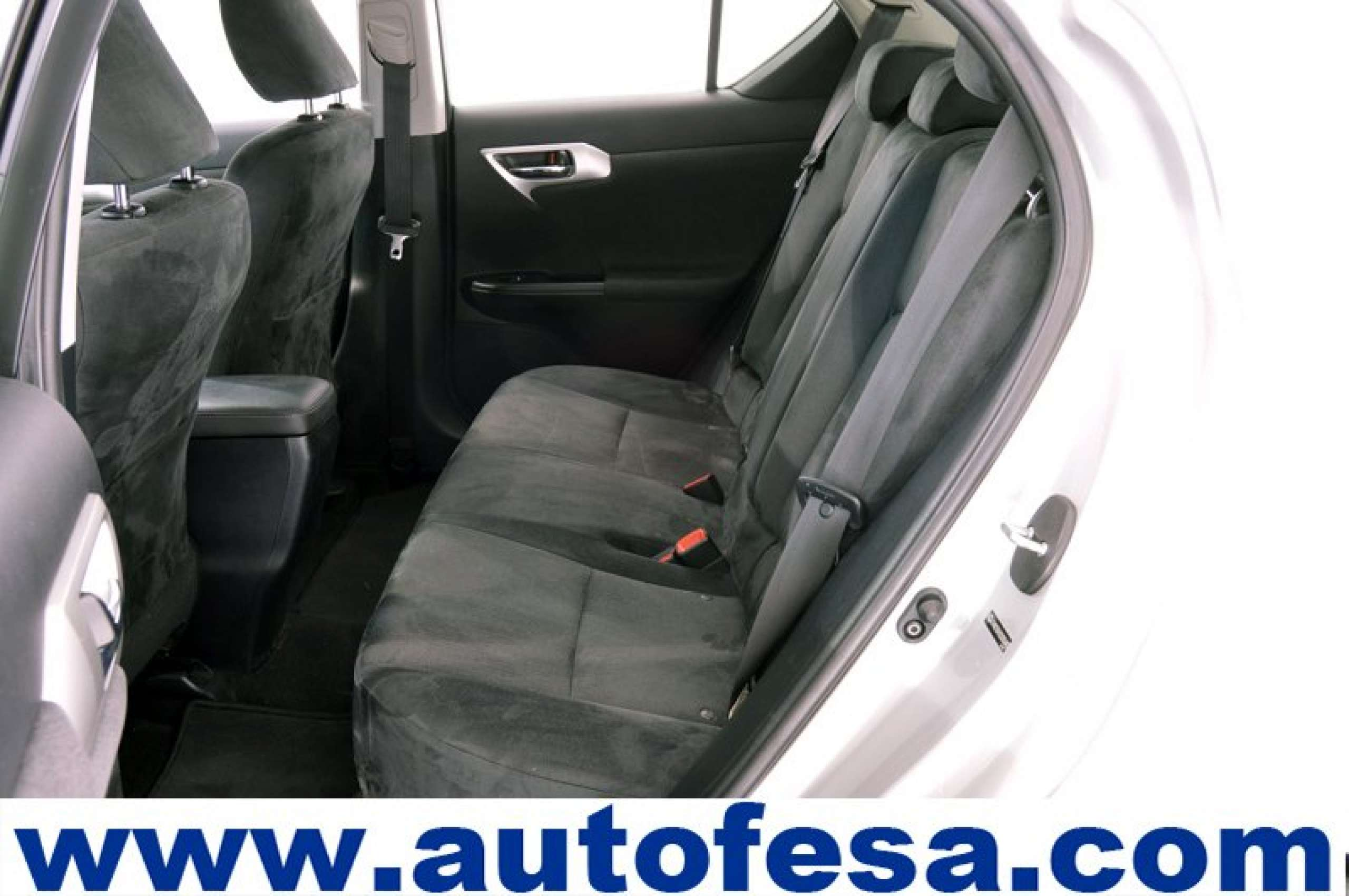 Lexus Ct 200h 1.8 136cv Eco Auto 5p - Foto 29