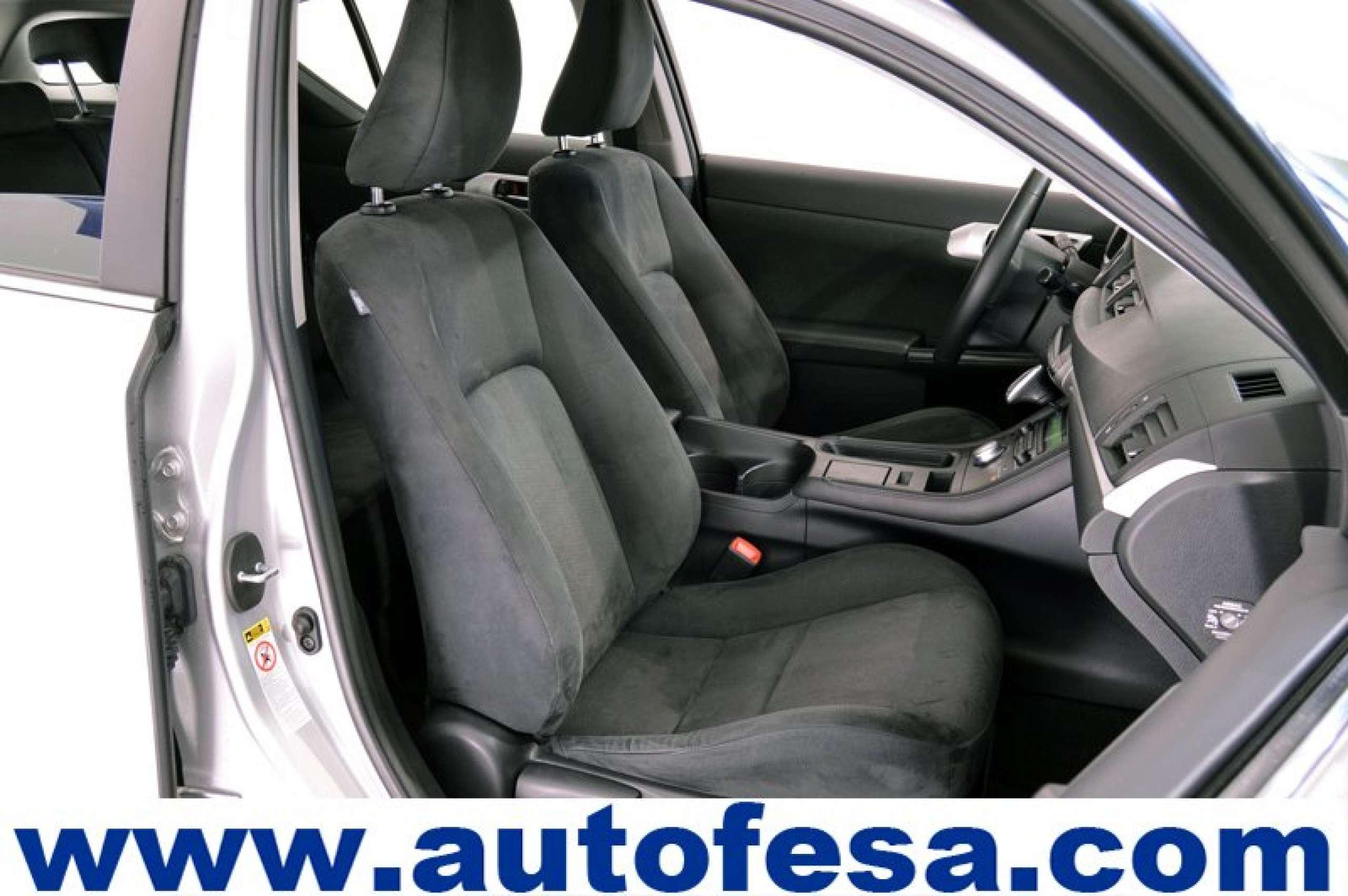 Lexus Ct 200h 1.8 136cv Eco Auto 5p - Foto 30