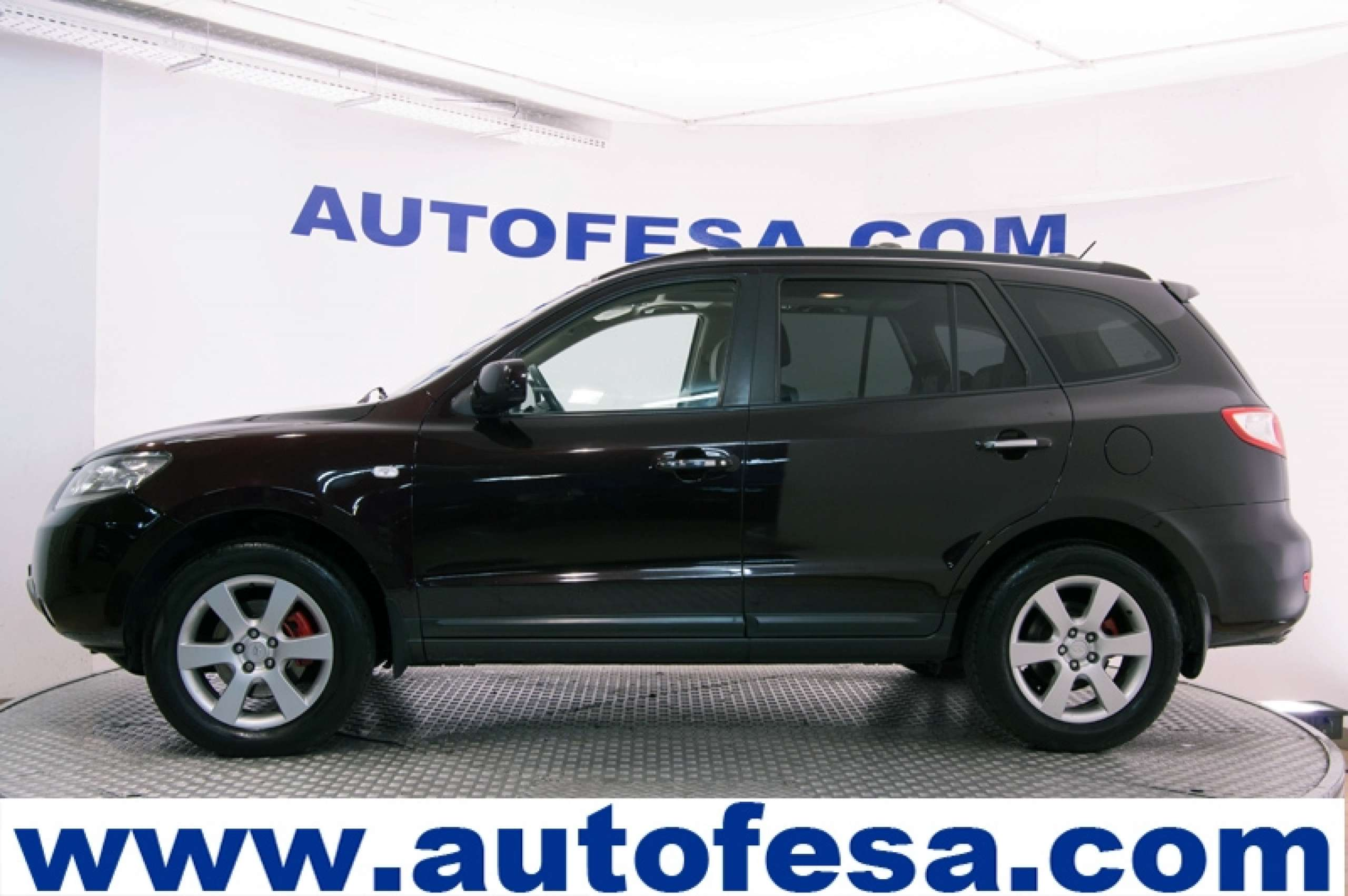 Hyundai Santa Fe 2.2 CRDI 155cv Style Auto 5p - Foto 5