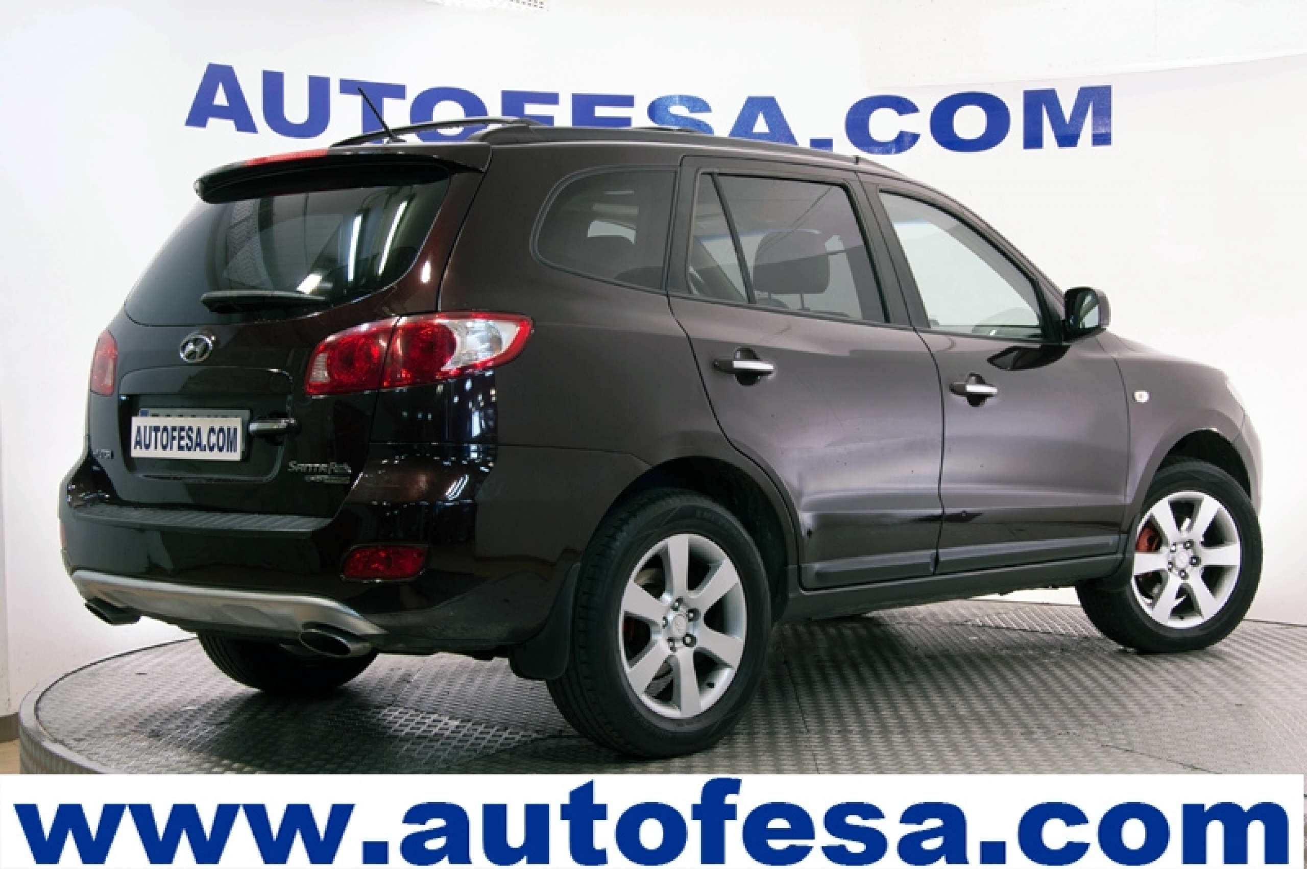 Hyundai Santa Fe 2.2 CRDI 155cv Style Auto 5p - Foto 6