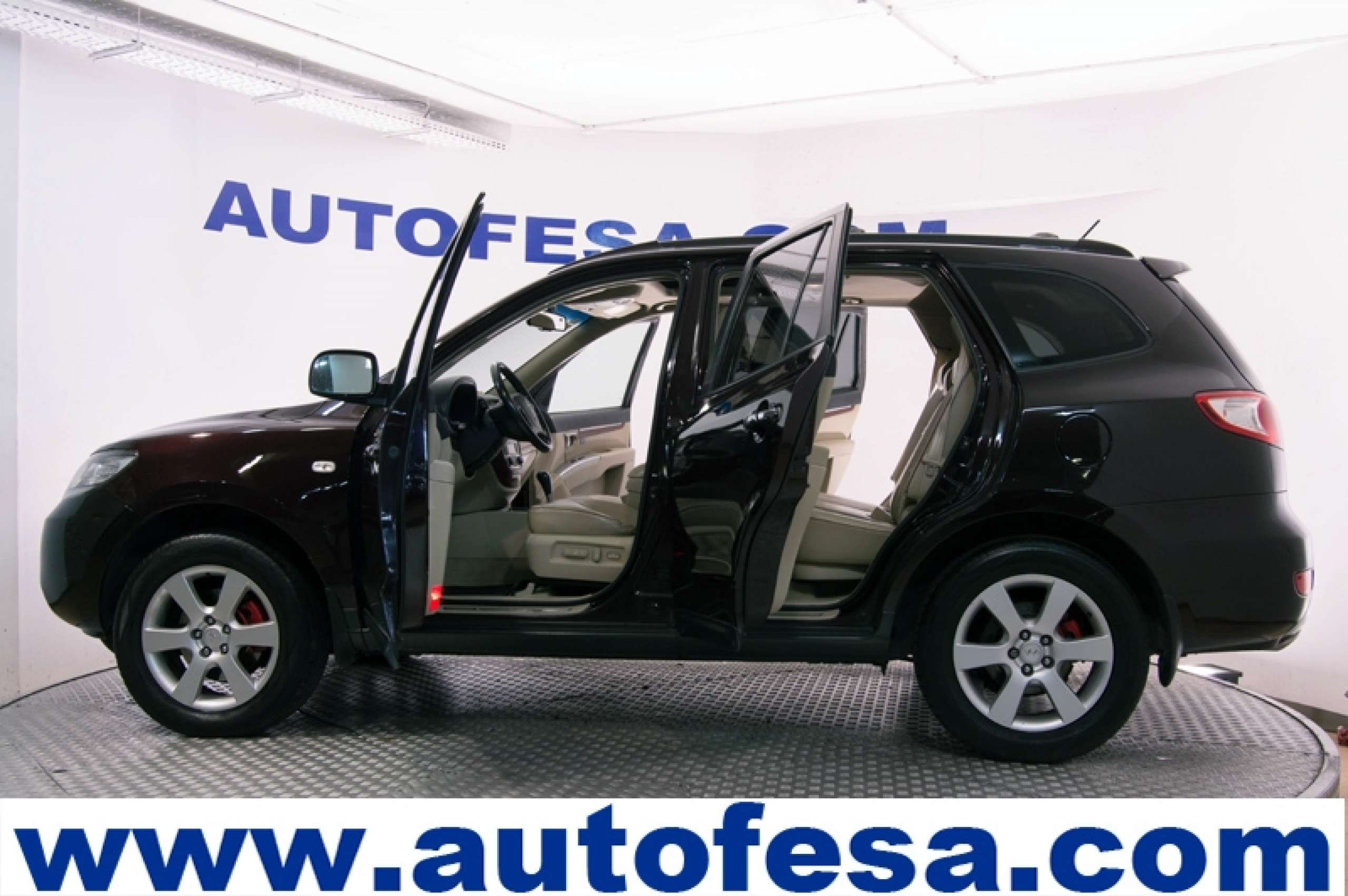 Hyundai Santa Fe 2.2 CRDI 155cv Style Auto 5p - Foto 13