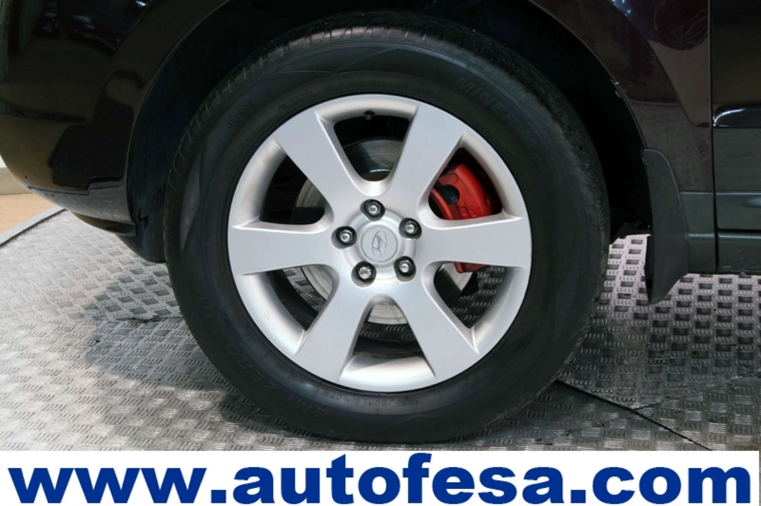 Hyundai Santa Fe 2.2 CRDI 155cv Style Auto 5p - Foto 28
