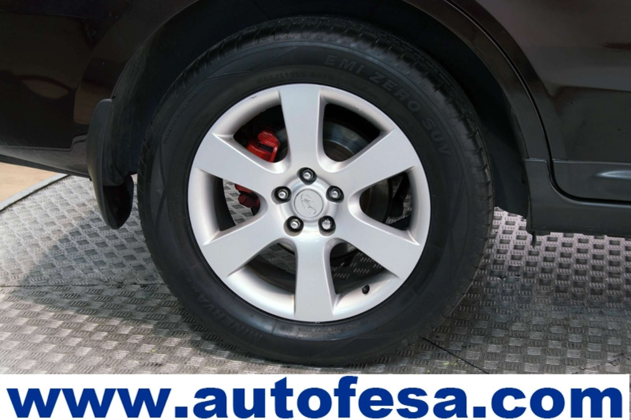 Hyundai Santa Fe 2.2 CRDI 155cv Style Auto 5p - Foto 32