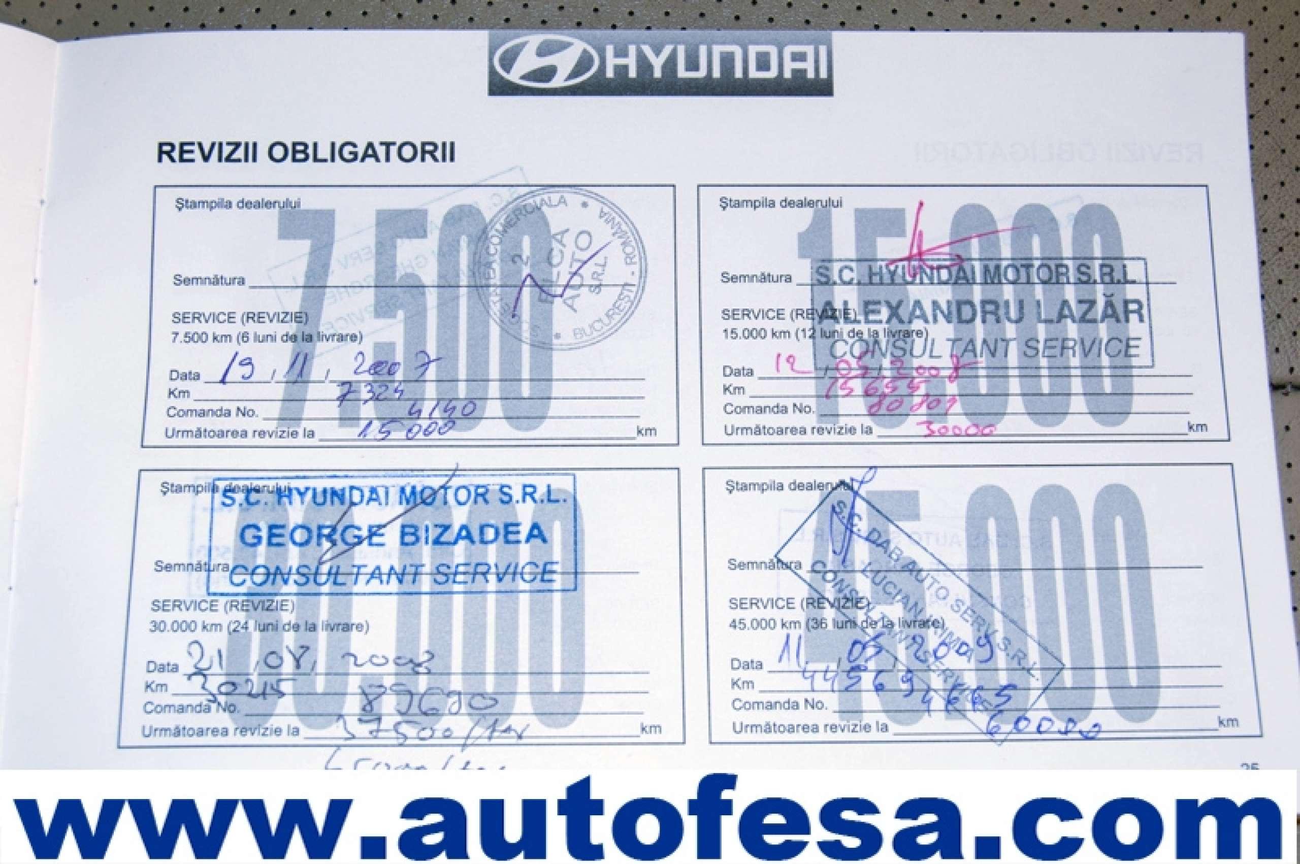 Hyundai Santa Fe 2.2 CRDI 155cv Style Auto 5p - Foto 39